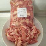 Kuřecí guláš 1 kg, 40 Kč