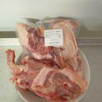 Kuřecí skelety 1 kg, 23 Kč