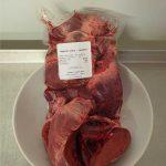 Vepřové srdce 1 kg, 64 Kč